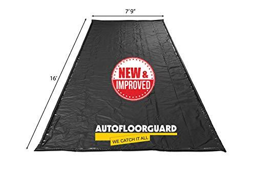 AutoFloorGuard AFG7916 Black 7'9' x 16' AFG Compact Size Containment mat
