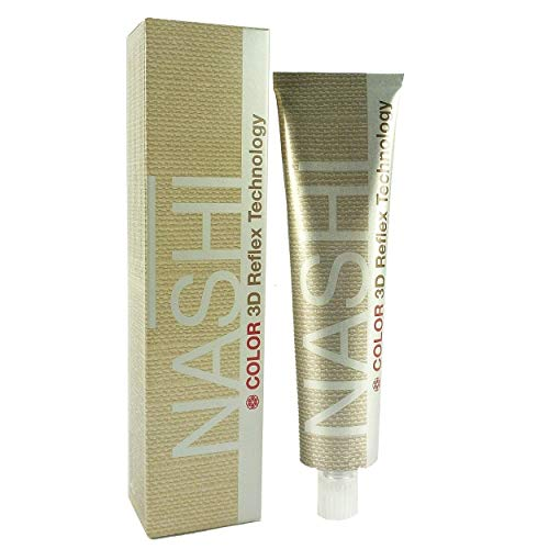 Landoll Nashi Color 3D reflex technology Creme Haar Farbe permanent Coloration - 060 Red Corrector/Rotstich Korrektur