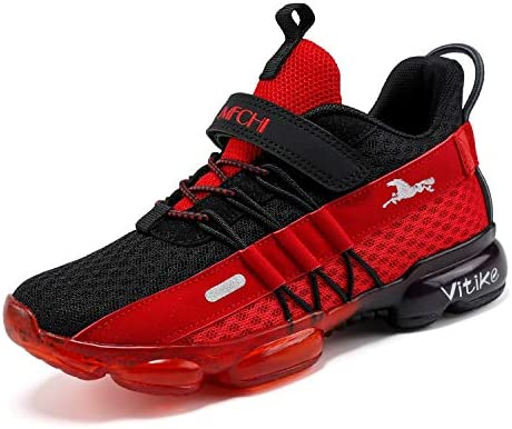 JMFCHI FASHION Boys Running Shoes Kids Sneakers...