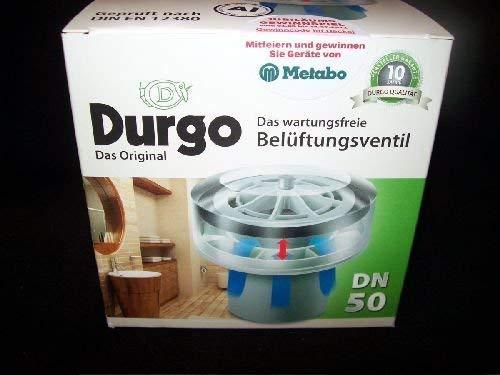 Durgo Belüftungsventil DN 50 mit Isolierung