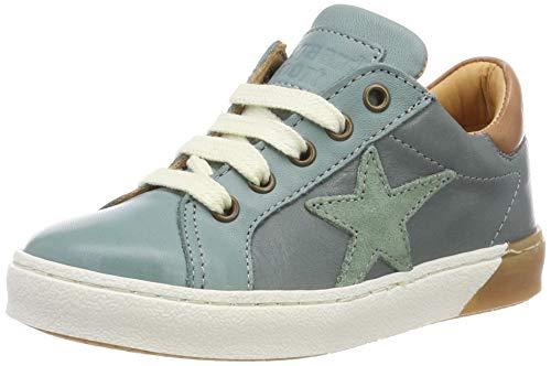 Bisgaard Unisex-Kinder 31801.119 Sneaker, Blau (Petrolio 1001-2), 25 EU