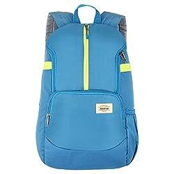 American Tourister Copa 46 cms Teal Casual Backpack (FU9 (0) 11 002),Samsonite,FU9 (0) 11 002,bagpack,bagpack for women,bagpacks,bagpacks for college,bagpacks for girls stylish,pubg bagpack level 89,wildcraft bagpacks