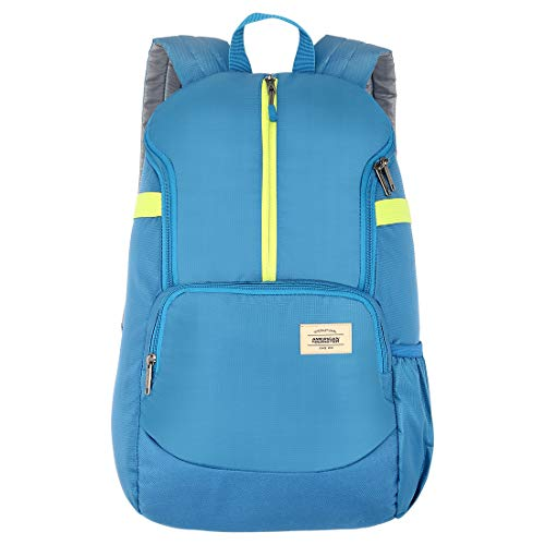 American Tourister Copa 46 cms Teal Casual Backpack (FU9 (0) 11 002)
