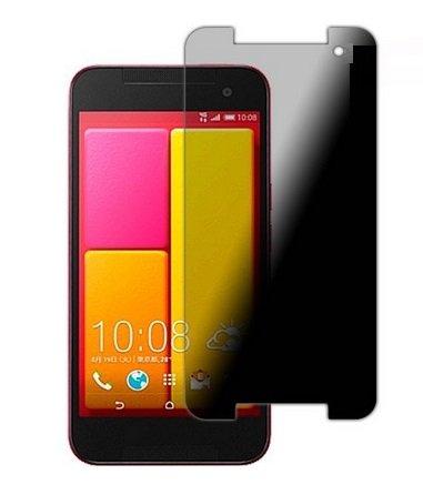 HTC J butterfly HTL23専用 au対応 のぞき見防止シール 指紋防止 気泡が消える液晶保護フィルム 「524-0008-02」