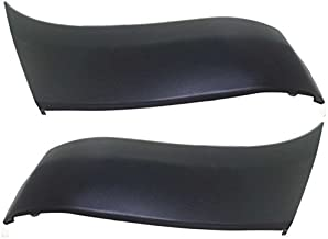 Partomotive For 05-11 Tacoma Truck Front Bumper Face Bar Extension End Left Right SET PAIR