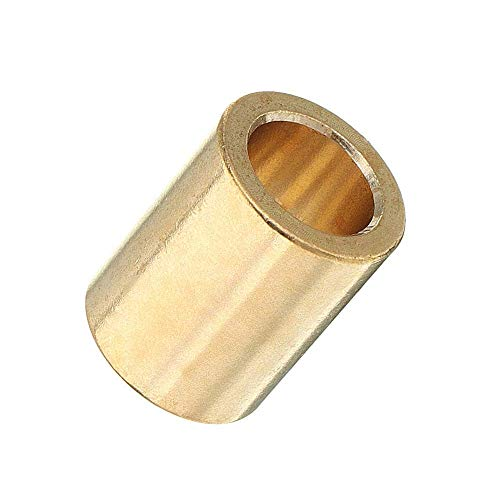 RONGW JKUNYU Computer Accessories, 3 Size 8mm Copper Ball Bearing Bush for 3D Printer Slide Block - 3 (Size : Type 3)