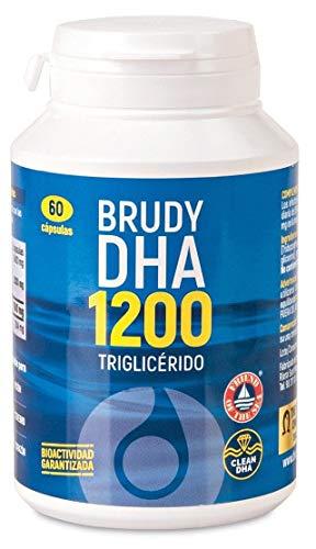 Brudylab Brudy Dha 1200 60 Capsulas - 1 unidad