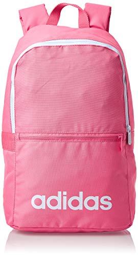 adidas Lin CLAS BP Day Mochilla de Deporte, Unisex Adulto, Bliss Pink/White/White, NS