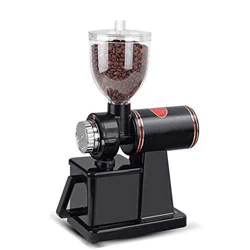 Molinillo De Cafe Electrico Moler Granos De Café Especias Nueces Y Granos Cuchilla De Acero Inoxidable Duradera 110v / 220v Voltios,Black,220v
