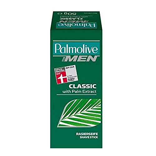 Palmolive Classic Rasierseife, 5er Pack (5 x 50 g)