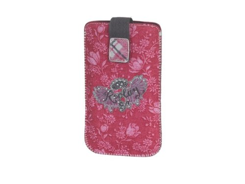 Replay 123REG581.78 Girls Hülle für Apple iPhone 4S rot