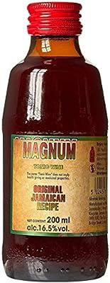 Wray & Nephew Magnum Tonic Wine 20cl Bottle x 3 Pack
