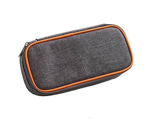 Insulin-Kühltasche tragbare Umweltschutzverpackung Insulin-Isotherm-Kühltasche tragbare medizinische Isotherm-Kühltasche-orange