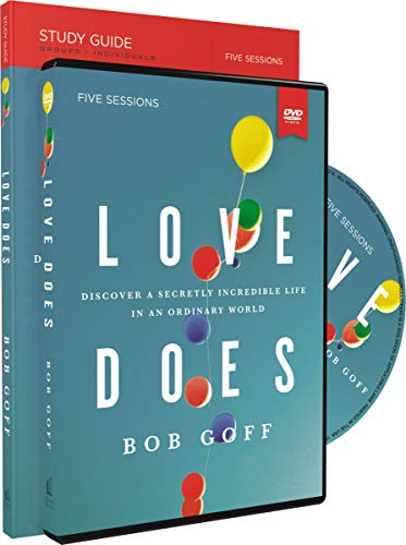 Love Does Study Guide with DVD: ...