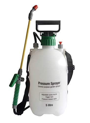 My Garden Essentials® MGEPS5 Pump Action Pressure Garden Sprayer Hand Pump...