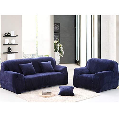 Sinoeem - Funda para sofá de 1 2 3 4 plazas