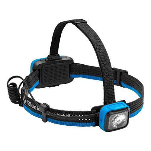 Black Diamond Unisex-Adult Sprinter 275 HEADLAMP, Ultra Blue, Lumen