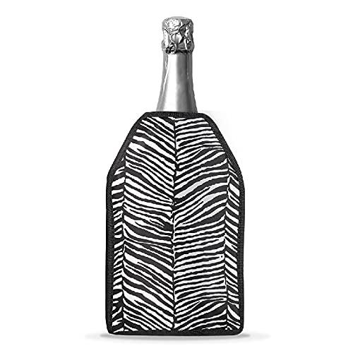 WD Lifestyle - Glacette raffredda Bottiglie (Zebrato)