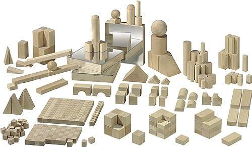 Haba - 3504 - Logique des pierres de construction - le grand assortiHommest