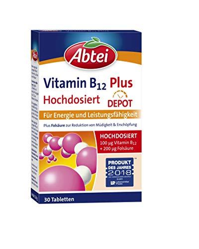 Abtei Vitamin B12, 1er Pack (1x 30 Stück)