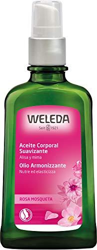 WELEDA Aceite Corporal Suavizante de Rosa Mosqueta (1x 100 ml)