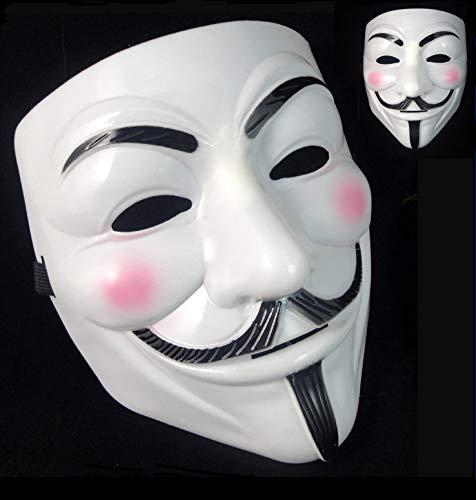 V for Vendetta Mask Erwachsene/Kinder Sumitomo Cnmg Fawkes Maske Anonymous Maske V for Vendetta Gesichts Maske