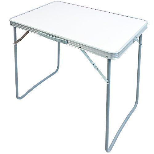 Tavolo Da Campeggio Pieghevole Tavolo Da Picnic Table UNI versetto altisch con telaio in acciaio 70x50x60cm