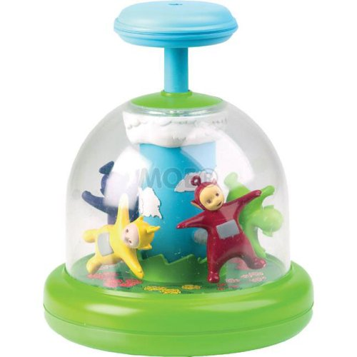 TOMY Teletubbies Carrousel – Figures Moves & Sounds