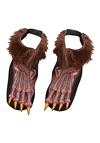 Werewolf Shoe Brown Covers Standard
