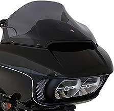 Klock Werks patented FLARE windshield for 2015 to 2019 Harley Davidson Road GLide