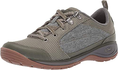 Chaco Women's Kanarra Casual Shoe, Olive, 9.5 M US