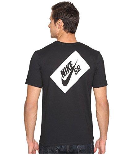 Nike Zapatillas Zapatos para Hombre 5Bomba Negro - Variation, Gris/Verde