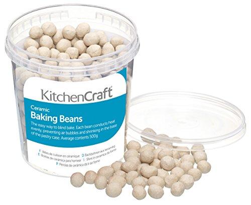 Kitchen Craft Haricots en Céramique Boîte de 500 g