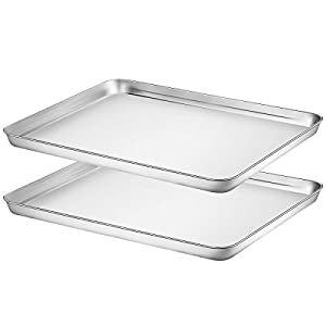 HKJ Chef Stainless Steel Cookie Sheet