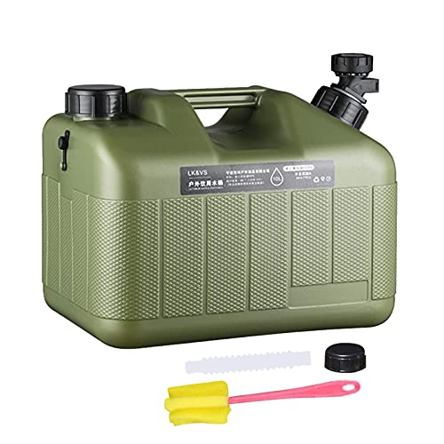 10 Liter Kunststoff-Wasserbehälter Mit...