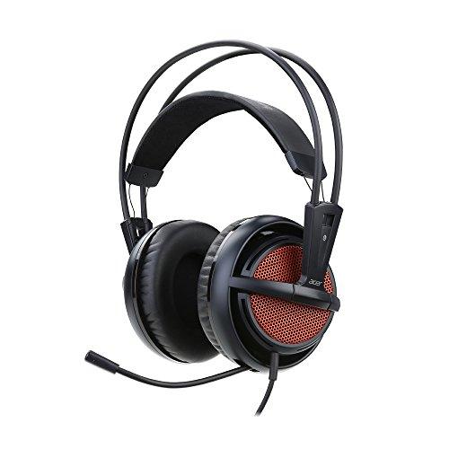 Acer Predator Micro-casque Gamer Noir/Rouge