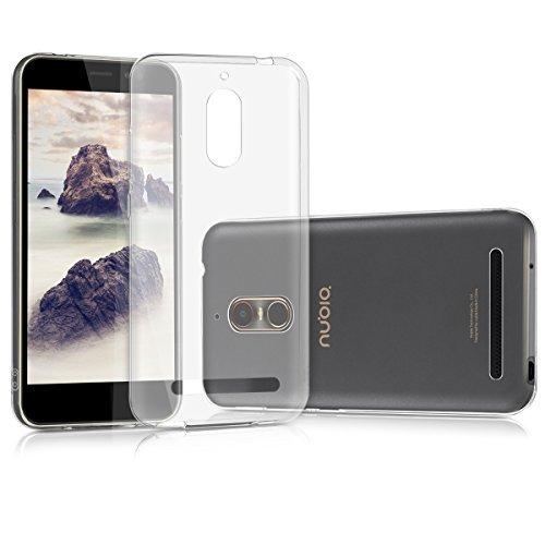 kwmobile ZTE Nubia N1 Lite Hülle - Handyhülle für ZTE Nubia N1 Lite - Handy Case in Transparent