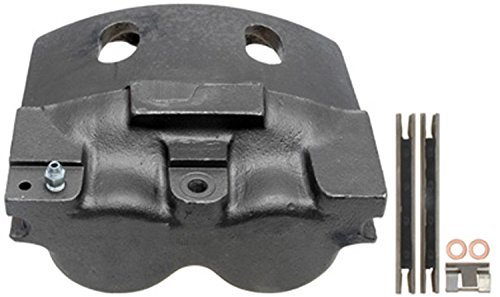 ACDelco 18FR809 Professional Front Passenger Side Disc Brake Caliper Assembly without Pads (Friction Ready Non-Coated), Remanufactured