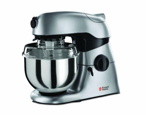 Russell Hobbs 18553-56 Creations - Robot de cocina, bol de acero inoxidable de 4,6l, incluye...