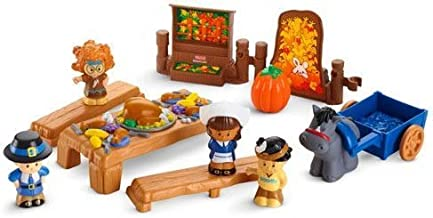 Little People Fisher Price Thanksgiving Celebration