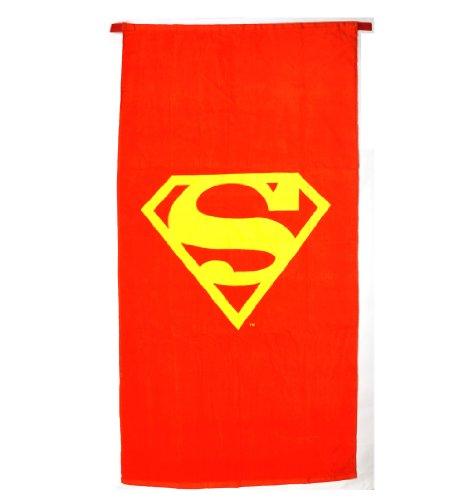 Superman Toalla Capa DE BAÑO, 1