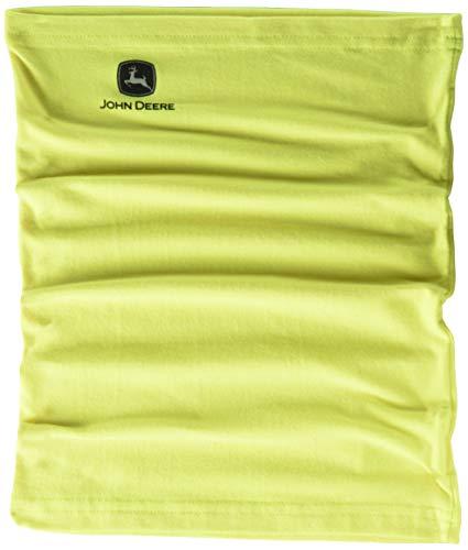John Deere Hi Vis Yellow Neck Gaiter/Face Mask