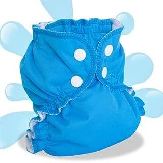 AppleCheeks Washable Swim Diaper (Size 2, Bondi)