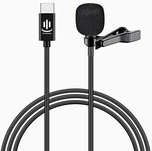 Timemall Super special price Microphone YC-LM10 Baltimore Mall USB-C Reduc Noise Intelligent Type-C
