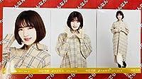 乃木坂46 中田花奈 写真 2019.June-Ⅲ ロングシャツ 3枚No1569