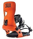 Roma Tablas de Snowboard Crux–Fijaciones para Tabla de...