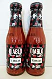 Taco Bell Diablo Sauce, 7.5 oz (Pack of 2)