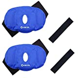 Best Ice Packs For Knees - Knee Ice Pack Gel Reusable for Hot Review