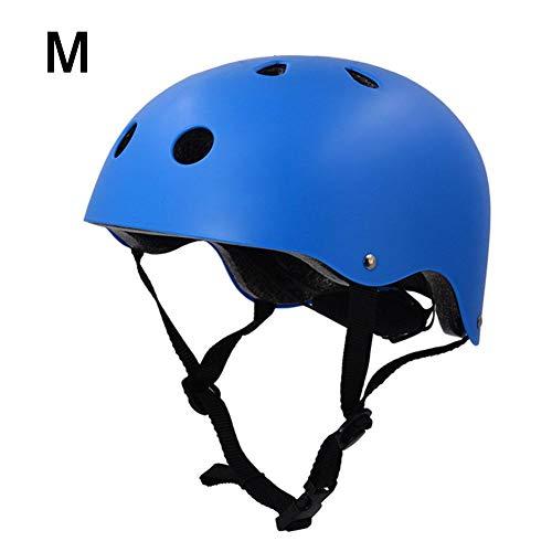 Skateboard Helm, BMX Helm, Multi-Sport Helm, Fahrradhelm für Kinder, Jugendliche, Männer, Frauen