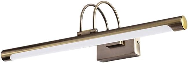 Bad Spiegel Lampen, Spiegel Voorlicht Retro Europese Spiegel Licht Badkamer Spiegel Kast Lamp Waterdichte LED Make-up Lich...